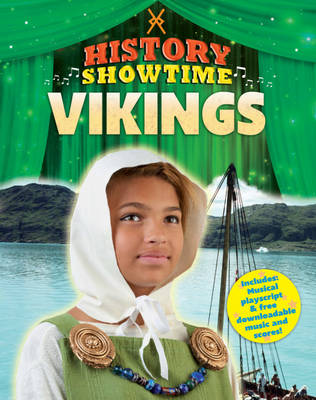 Vikings - History Showtime 2 (Hardback)