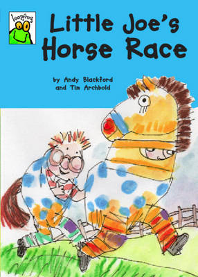 Little Joe's Horse Race - Leapfrog 81 (Hardback)