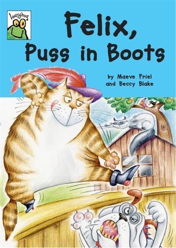 Leapfrog: Felix, Puss in Boots - Leapfrog (Paperback)