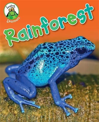 Leapfrog Learners: Rainforest - Leapfrog Learners (Paperback)