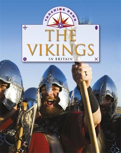 Tracking Down: The Vikings in Britain - Tracking Down (Paperback)