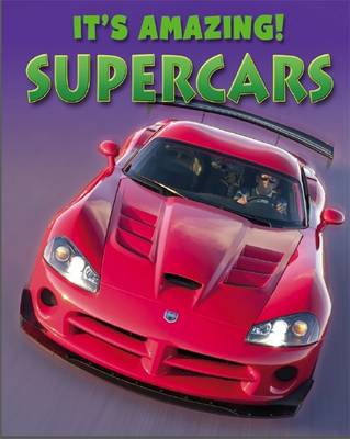 Supercars (Paperback)