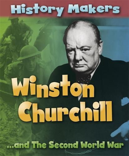 History Makers: Winston Churchill - History Makers (Paperback)