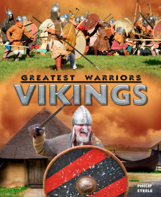 Vikings - Greatest Warriors 6 (Hardback)