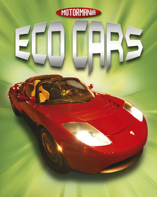Eco Cars - Motormania 7 (Paperback)