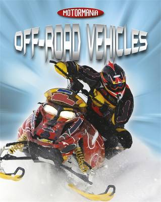 Off-Road Vehicles (Paperback)