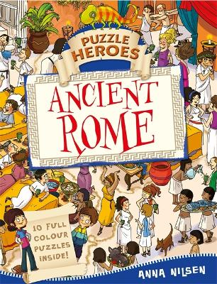 Puzzle Heroes: Ancient Rome - Puzzle Heroes (Paperback)