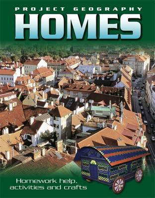 Homes - Project Geography 7 (Paperback)