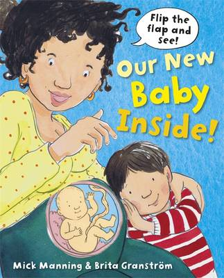 Our New Baby Inside (Paperback)