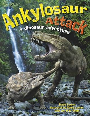Ankylosaur Attack: A Dinosaur Adventure (Hardback)