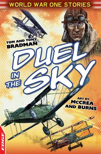 EDGE: World War One Short Stories: Duel In The Sky - EDGE: World War One Short Stories (Paperback)