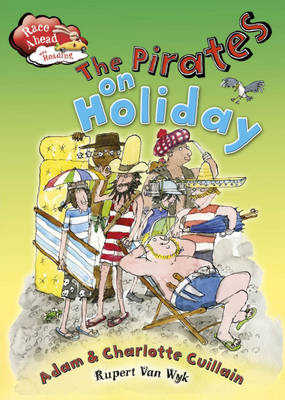 The Pirates on Holiday - Race Ahead with Reading 26 (Hardback)