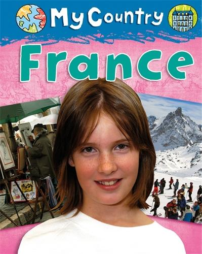 My Country: France - My Country (Paperback)