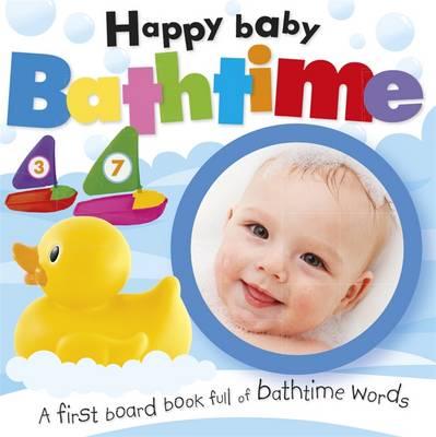 Bathtime (Board book)