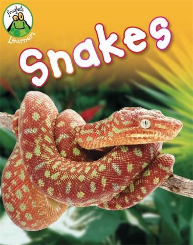 Froglets: Learners: Snakes - Froglets: Learners (Hardback)