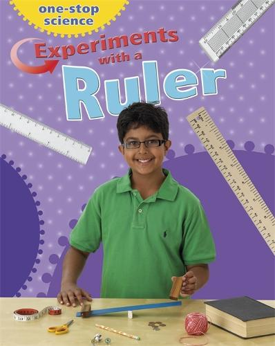 One-Stop Science: Experiments With a Ruler - One-Stop Science (Paperback)