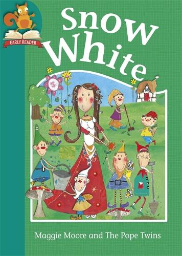 Snow White - Must Know Stories: Level 2 (Hardback)