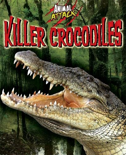 Animal Attack: Killer Crocodiles - Animal Attack (Paperback)