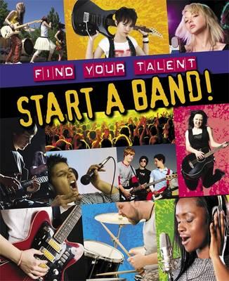 Start a Band! (Paperback)