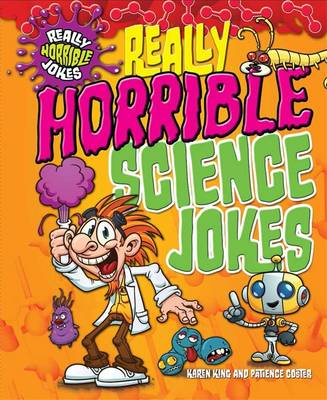 Really Horrible Science Jokes (Paperback)