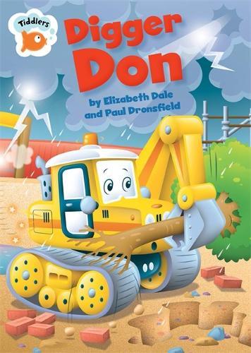 Tiddlers: Digger Don - Tiddlers (Paperback)