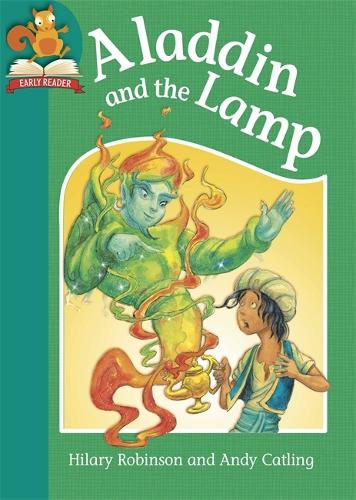 Aladdin and the Lamp - Must Know Stories: Level 2 (Hardback)
