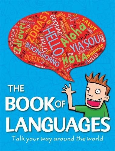 The Book of Languages: Talk your way around the world (Paperback)