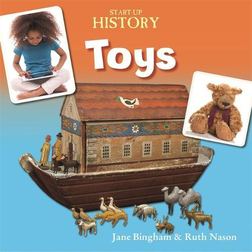 Start-Up History: Toys - Start-Up History (Paperback)