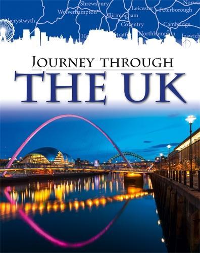 Journey Through: The UK - Journey Through (Paperback)