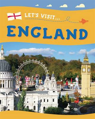 England - Living in the UK (Hardback)