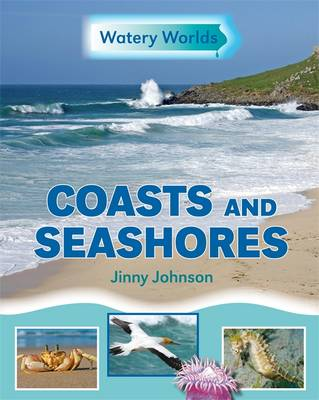 Coasts and Seashores - Watery Worlds 6 (Paperback)