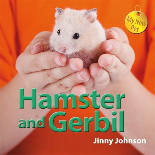 My New Pet: Hamster and Gerbil - My New Pet (Paperback)