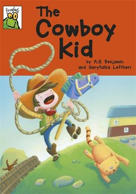 Froglets: The Cowboy Kid - Froglets (Paperback)