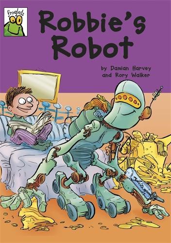 Froglets: Robbie's Robot - Froglets (Paperback)