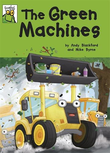 Froglets: The Green Machines - Froglets (Paperback)