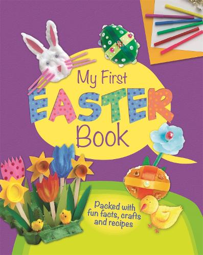My First Easter Book (Hardback)