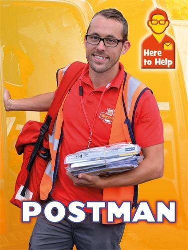 Here to Help: Postal Worker - Here to Help (Paperback)