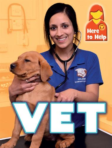 Here to Help: Vet - Here to Help (Paperback)