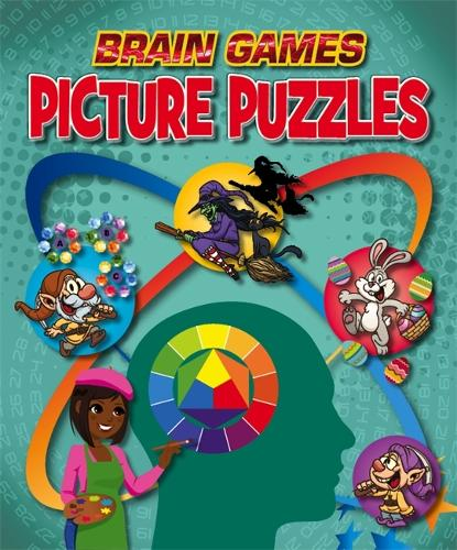 Brain Games: Picture Puzzles - Brain Games (Hardback)