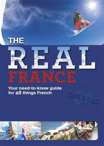 The Real: France - The Real (Paperback)