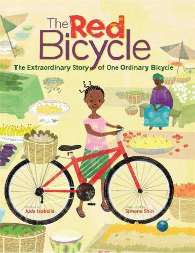 The Red Bicycle: The Extraordinary Story of One Ordinary Bicycle (Paperback)
