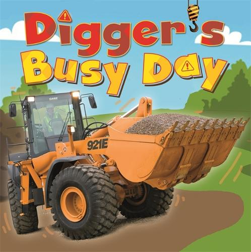 Digger and Friends: Digger's Busy Day - Digger and Friends (Paperback)