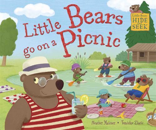 Little Bears Hide and Seek: Little Bears go on a Picnic - Little Bears Hide and Seek (Paperback)