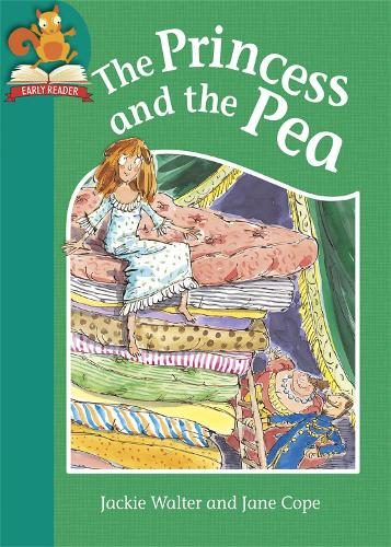 The Princess and the Pea - Must Know Stories: Level 2 (Hardback)