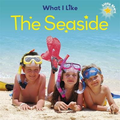 Little Stars: What I Like: The Seaside - Little Stars: What I Like (Paperback)