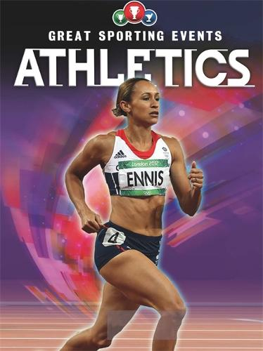 Great Sporting Events: Athletics - Great Sporting Events (Paperback)