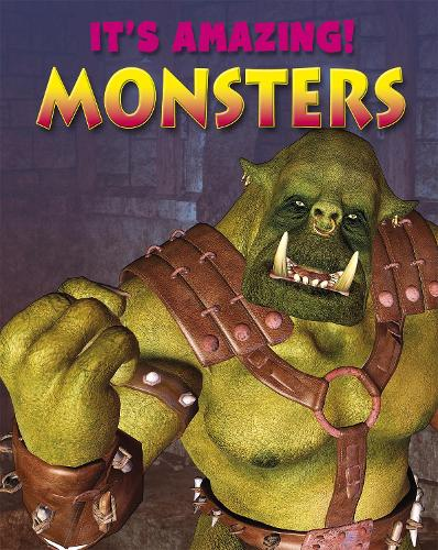 It's Amazing: Monsters - It's Amazing (Paperback)