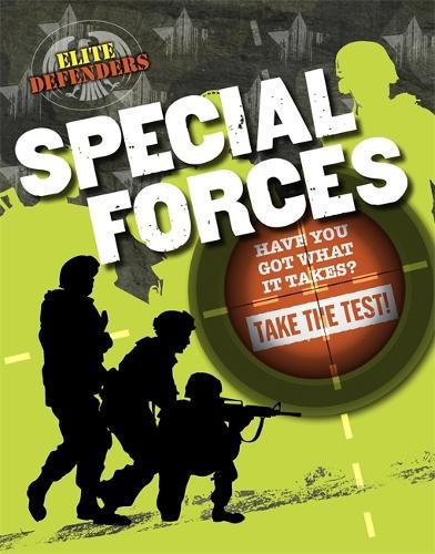Elite Defenders: Special Forces - Elite Defenders (Hardback)