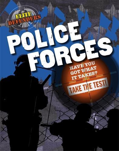 Elite Defenders: Police Forces - Elite Defenders (Hardback)