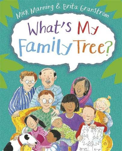 What's My Family Tree? (Paperback)